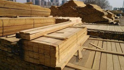 润达木材耗资1700万在俄建设的木材加工厂正式投产喀什